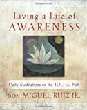 Living a Life of Awareness: Daily Meditations on the Toltec Path by Ruiz Jr., don Miguel (2013) Paperback