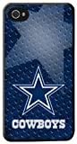 Team ProMark KIPH4FDLLAS1 Dallas Cowboys Licensed NFL Slim Protective Case for Apple iPhone 4/4S - 1 Pack - Retail Packaging