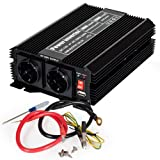 TecTake® Spannungswandler Wechselrichter Inverter 12 V auf 230 V 1000W 2000W - Best Reviews Guide