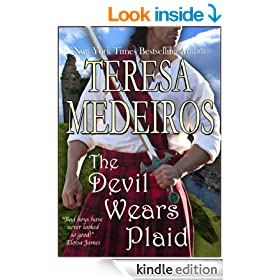 "The Devil Wears Plaid (""Brides of the Highlands"")"