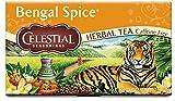Celestial Seasonings Bengal Spice Herbal Tea, 20 Count (Pack of 6)