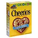 Cheerios Cereal, 18-Ounce Box (Pack of 4) ~ Cheerios