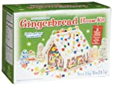 Cobblestone Kitchen Gingerbread House Kit, 39-Ounce Kits (Pack of 2)