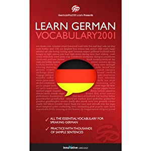 Learn German: Word Power 2001 | [Innovative Language Learning]