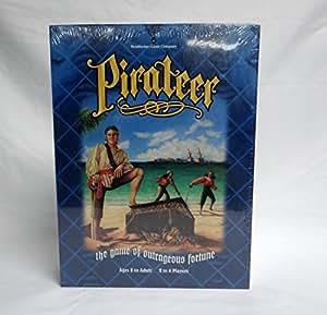 Pirateer Game