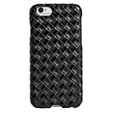 AGENT 18 iPhone 6 Slim Shield Case - Retail Packaging - Black Weave