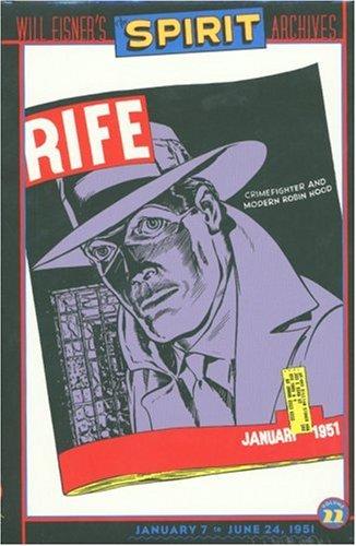 Will Eisners Spirit Archives HC Vol 22 (Spirit Archives (Graphic Novels))