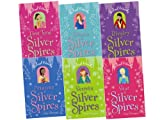 Ann Bryant Silver Spires Collection, 6 Books, RRP £29.94 (First Term at Silver Spires; Drama at Silver Spires; Rivalry at Silver Spires; Princess at Silver Spires; Secrets at Silver Spires; Star of Silver Spires) (School Friends)
