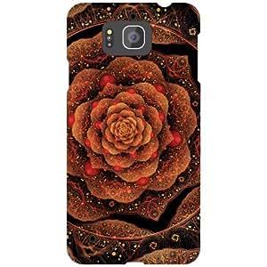 Samsung Galaxy Alpha G850 Back Cover - Unique Desiner Cases