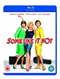 Some Like It Hot [Blu-ray] [1959] [Region Free]
