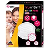#1: Trumom (USA) Premium SUPER ABSORBENT Anti-Bacterial HoneyComb Disposable Maternity Nursing Breast Pads with Patented