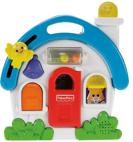 Fisher-Price Activity Sound House - 1