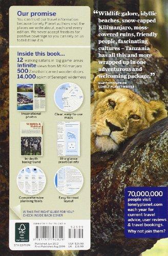 Tanzania 5 (Travel Guide)