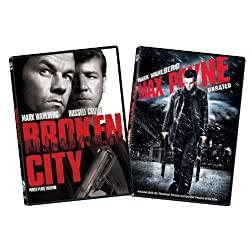 Broken City / Max Payne (Two-Pack)
