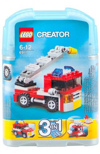 LEGO Creator 6911 MINI Feuerwehrlöschzug