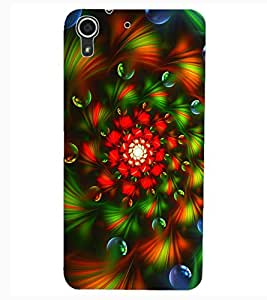 ColourCraft Lovely Creative Design Back Case Cover for HTC DESIRE 626