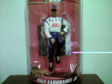 Dale Earnhardt Jr National Guard Nascar #88 Winner's Circle 2008 6 Inch Figure - 1
