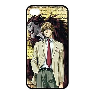 Custom Death Note iPhone 4 4s Case Yagami Raito with Ryuuku Case Cover