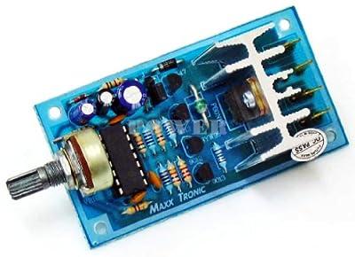 DC Motor Speed Control HHO/ PWM 12V/24V 15A Max Electronic Circuit Kit : MXA033