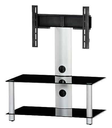 Sonorous MD 8220-C-HBLK-WNT TV Möbel fur Fernseher, 127 cm (50 Zoll) braun