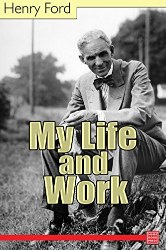 my-life-and-work-english-edition