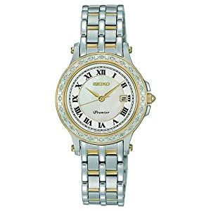 Seiko Uhren Premier SXDE58P1 Damenuhr