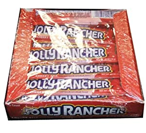 Jolly Rancher Stix Cherry 36 Pack