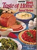 Taste of Home Annual Recipes 2001