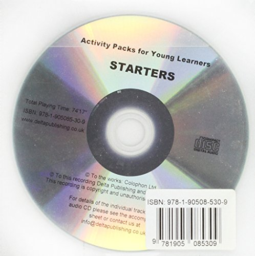 Starters CD (Activity Packs for Young Learn)