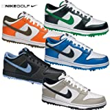 2012 Nike Dunk NG Mens Golf Shoes Retro Style NEW OUT