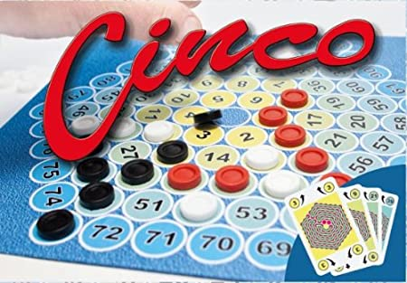 [JEUX SOCIETE] Cinco