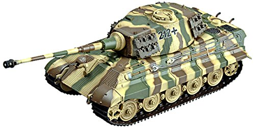 Easy Model King Tiger s.SS-Pz.Abt.505 Die Cast Military Land Vehicles (Diecast Military Tanks compare prices)