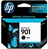 HP 901 (CC653AN) Black Original Ink Cartridge