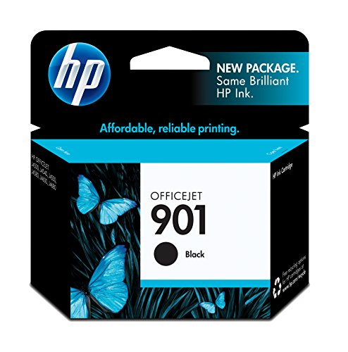 HP 901 (CC653AN) Black Original Ink Cartridge
