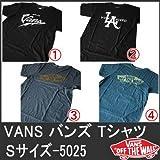 (バンズ)VANS 半袖T Sサイズ-C 5025