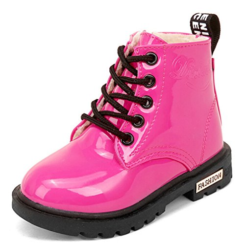 Bumud (Lace Up Pink Boots)