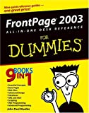 FrontPage 2003 All-in-One Desk Reference For Dummies