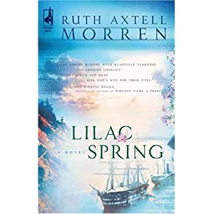 """Lilac Spring"" by Ruth Axtell Morren :Book Review"