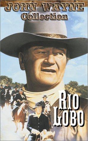 Rio Lobo [VHS]