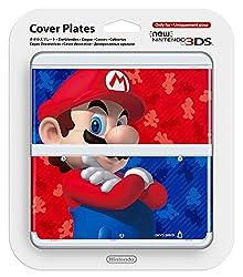 New Nintendo 3ds Cover Plates No.069 (3D Mario) [Nintendo 3DS]