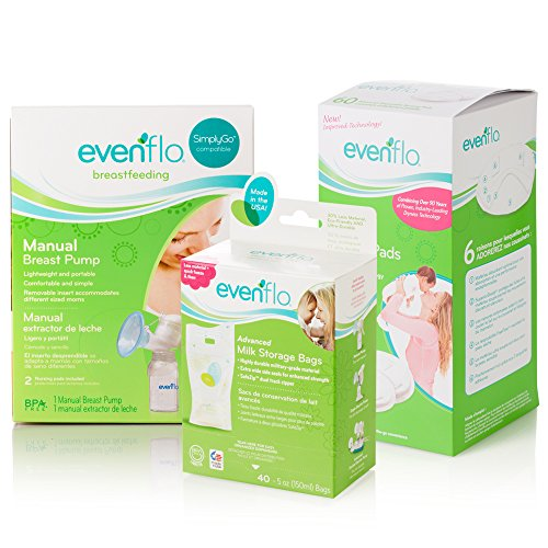 evenflo-manual-breast-pump-starter-set