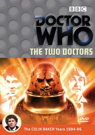 Doctor Who - The Two Doctors [1985] [DVD] [1963]