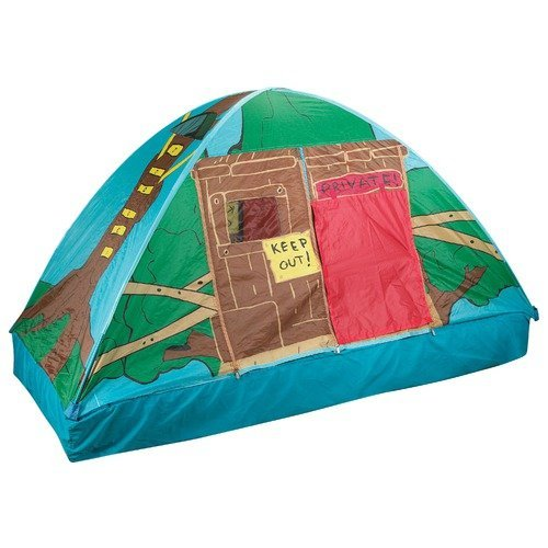Pacific Play Tents Tree House Bed Tent Toy Gift Idea Birthday front-798311