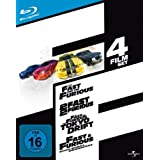 "The Fast and the Furious 1-4 [Blu-ray]von ""Universal Cards"""