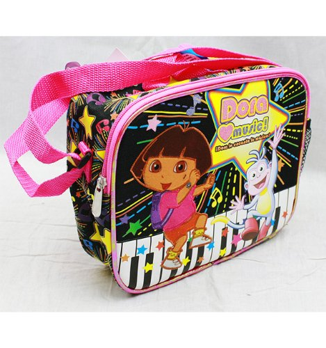 Lunch Bag - Dora the Explorer - Dora Love Music - 1