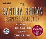 img - for The Sandra Brown Suspense Collection book / textbook / text book