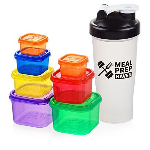 mahlzeit-prep-haven-7-stuck-teil-kontrolle-container-protein-shaker-paket-mit-guide-100-auslaufsiche