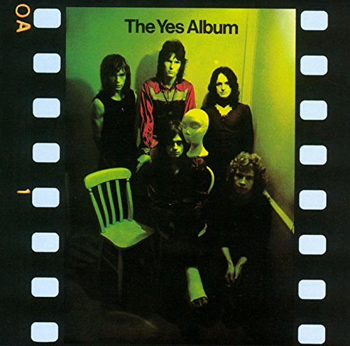 The Yes Album [Cardboard Sleeve (mini LP)]