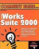 echange, troc Michael Miller - Works Suite 2000