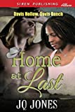 img - for Home at Last [Davis Hollow, Davis Ranch 1] (Siren Publishing Allure) book / textbook / text book